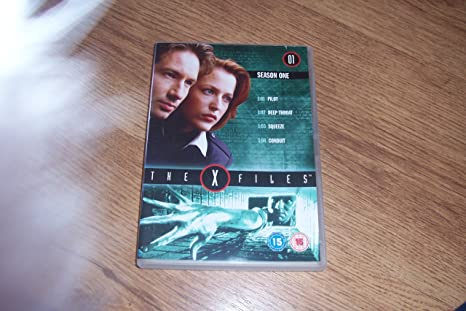 The X Files - Season One - Four Episodes Pilot / Deep Throat