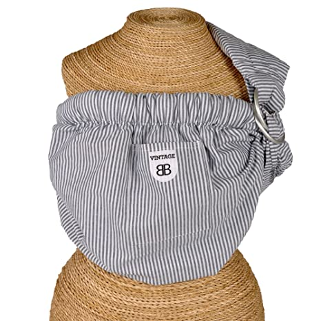 Amazon.com: Balboa Baby Dr. Sears - Rodillo ajustable, gris ...