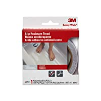 Deals on 3M Safety-Walk Tub and Shower Tread 1-Inch 180-Inch