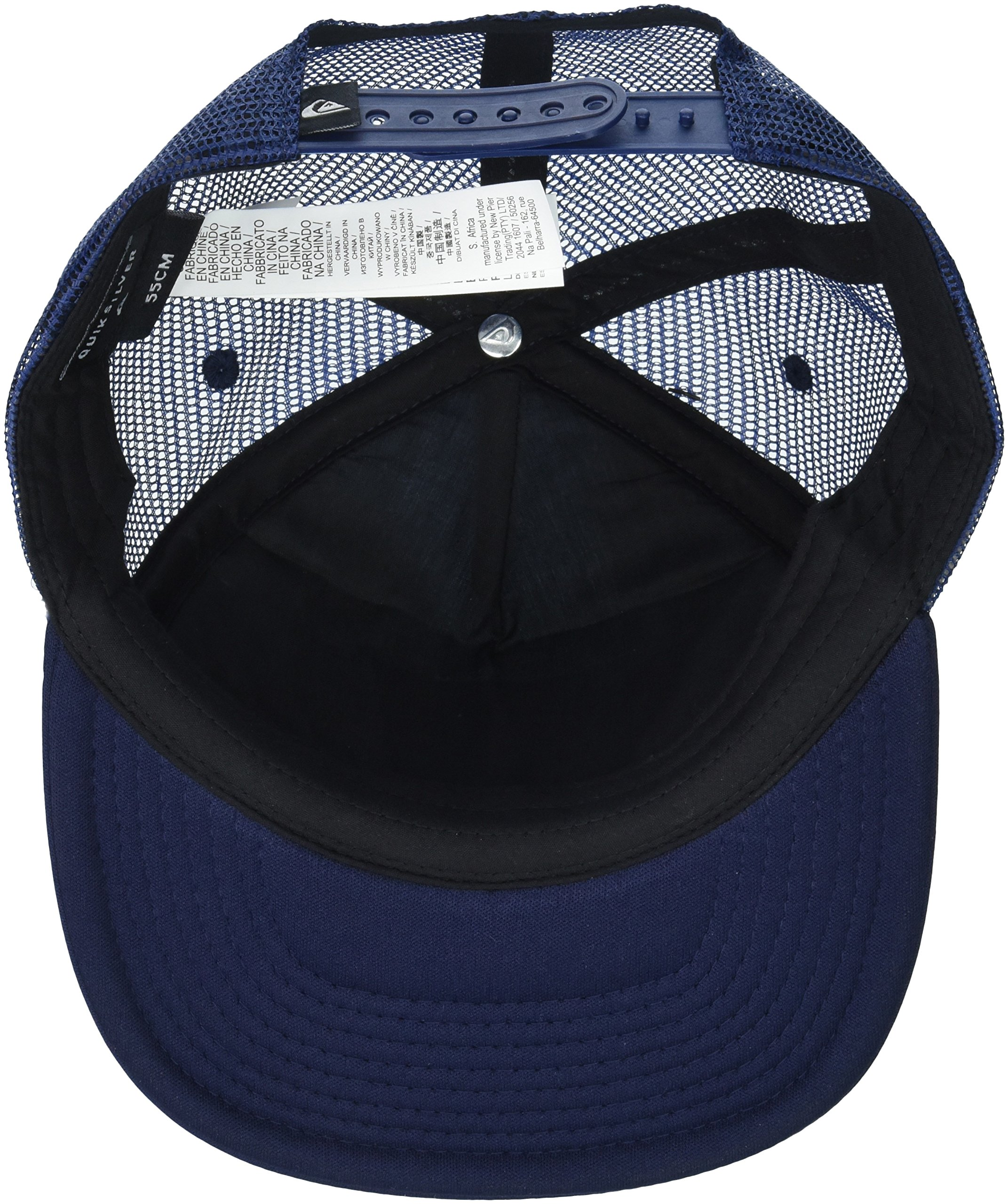 Quiksilver Little Visionairre Boy Trucker Hat