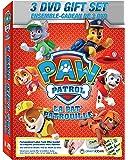 Paw Patrol - 3 Dvd Gift Set
