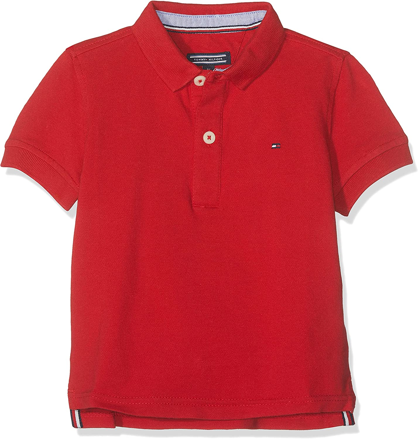 Tommy Hilfiger Boys Tommy Polo S//S Bambino