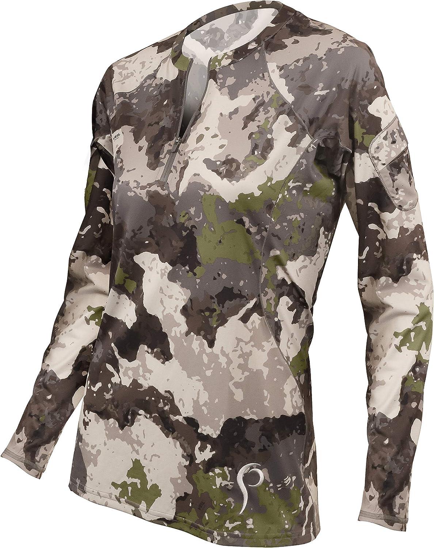 Prois Solas Ultra-Light Long Sleeve- Women's Lightweight Hunting Shirt
