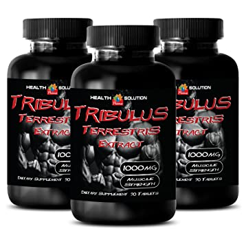 a2041c9177147 Amazon.com: Tribulus terrestris for men - TRIBULUS TERRESTRIS ...
