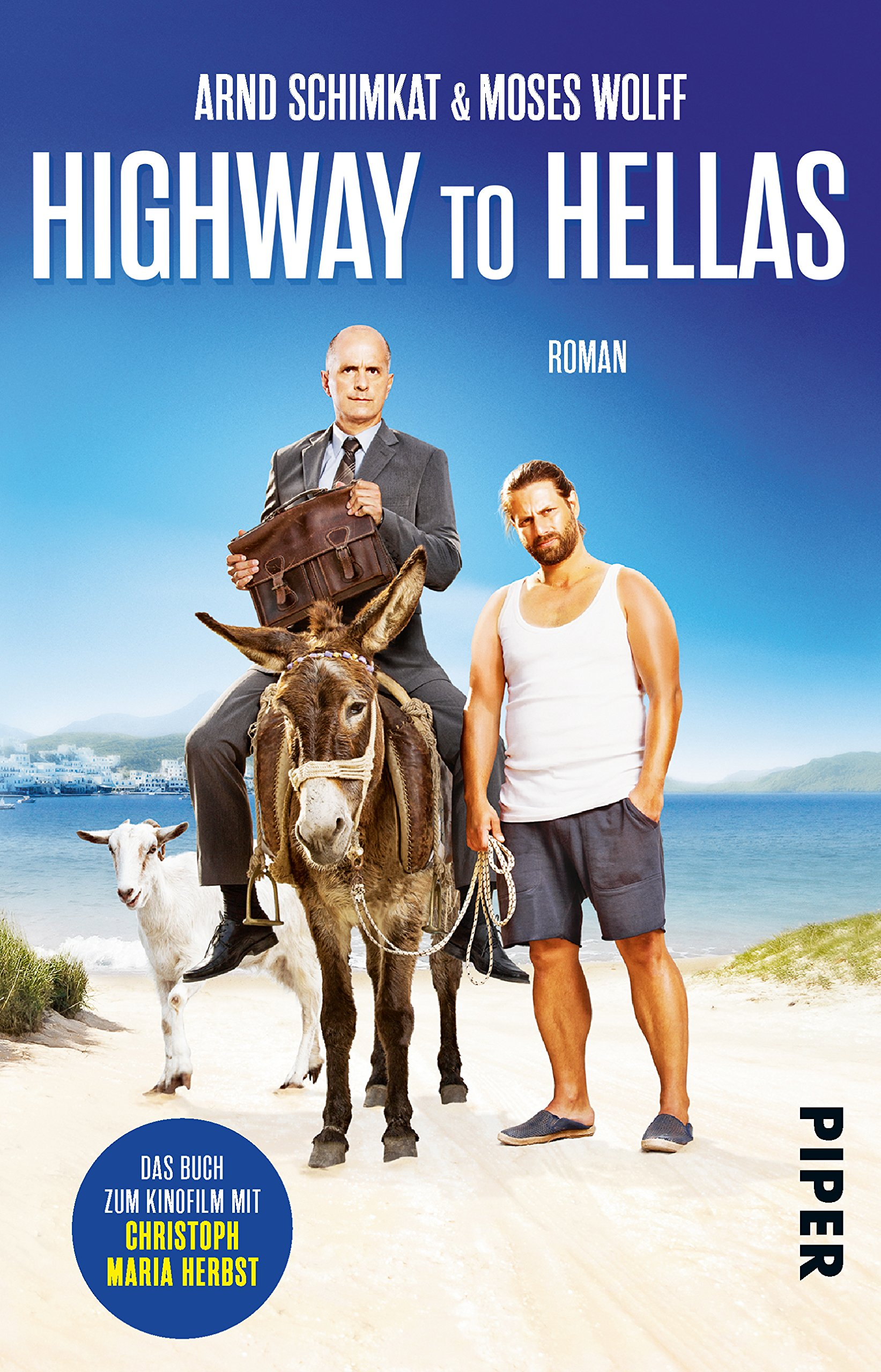 Highway to Hellas: Roman