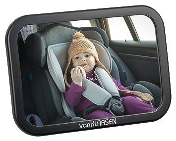 Spiegel Baby Auto : Baby auto spiegel u2013 premium rücksitzspiegel: bruchsicherer