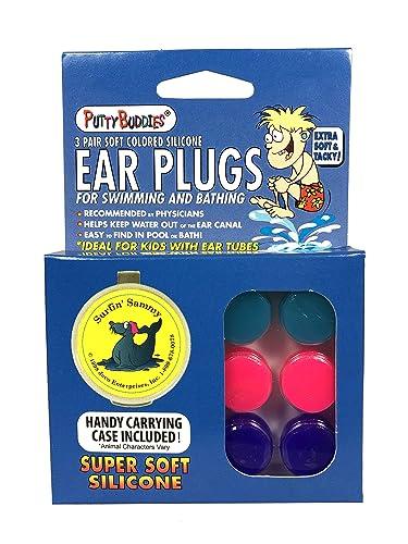 Putty Buddies Original Swimming Earplugs
