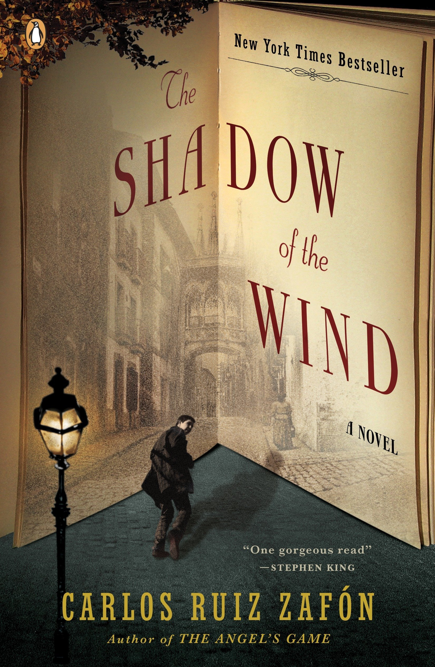 The Shadow of the Wind by Penguin Books
