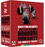 New Battles Without Honour & Humanity [Limited Edition] [Blu-ray]