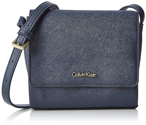 Calvin Klein Womens M4rissa Flap Crossbody Cross-Body Bag Black (Black) b76a0c7310870