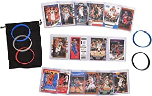 Basketball Cards: Curry, Lebron Joel Embiid, Carmelo, Oladipo, Ben Simmons, Thompson, Rudy Gay, Booker, Griffin, DeRozan, John Wall, Chris Paul, Karl-Anthony Towns, Love, Porzingis 16 Card Gift Bundle