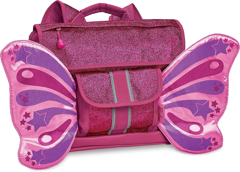 Bixbee Kids Backpack, Sparkalicious Ruby Raspberry Butterflyer