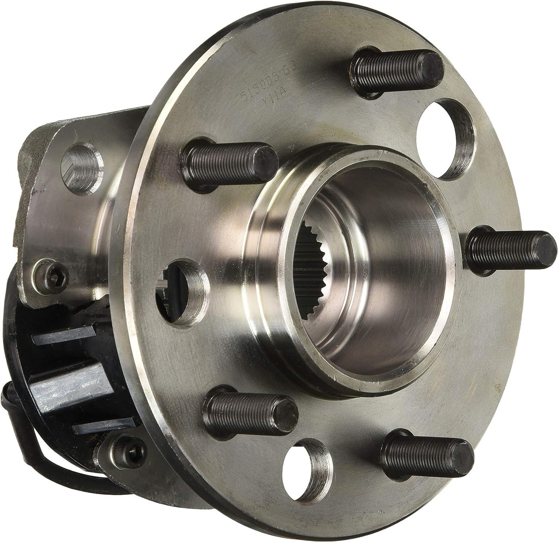 Moog 515005 Timken 515005 Cross Reference Front Wheel Hub Bearing Assembly SKF BR930265 WJB WA515005