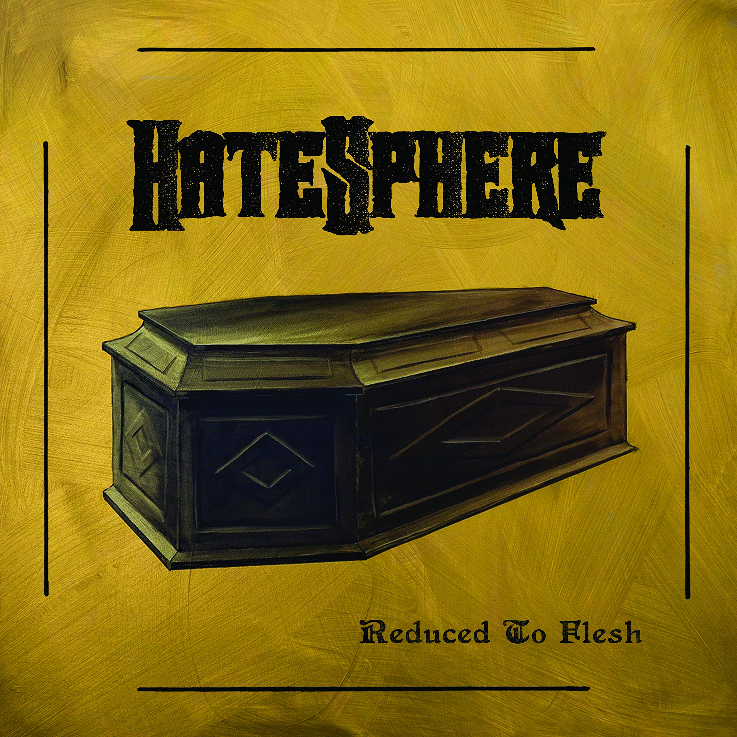 Vinilo : Hatesphere - Reduced To Flesh (LP Vinyl)