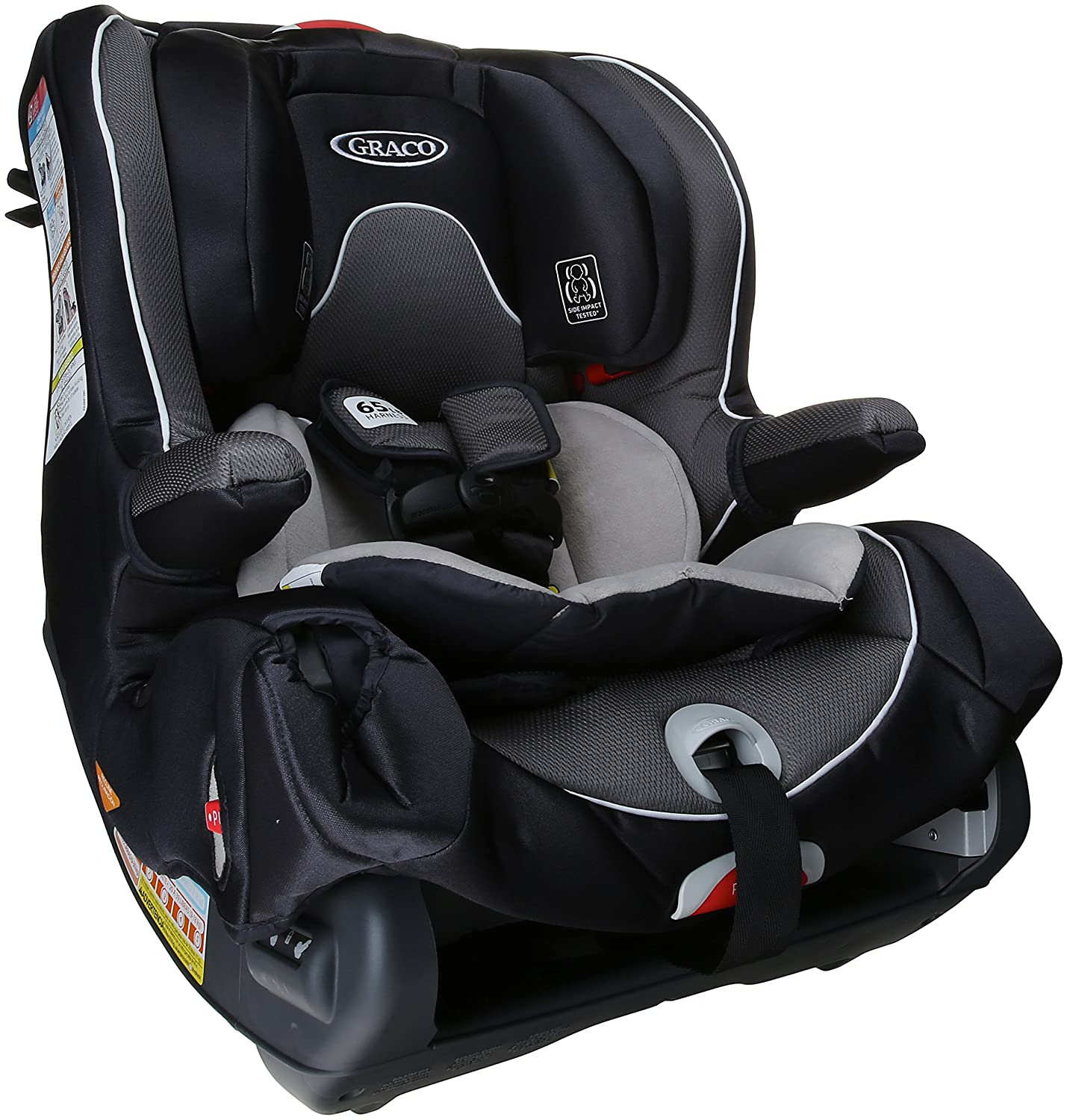 Amazon com graco smart seat all in one convertible car seat rosen forward facing child safety car seats baby