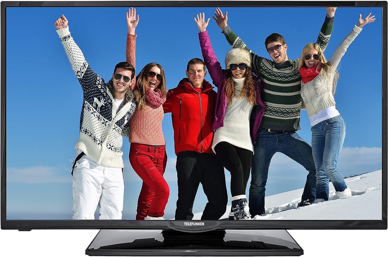 D39F275N3C 99 cm (39 Pulgadas) de TV Telefunken (Full HD, sintonizador Triple, Smart TV): Amazon.es: Electrónica