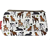 Selina-Jayne Staffy Dogs Designer Limited Edition Cosmetic Bag