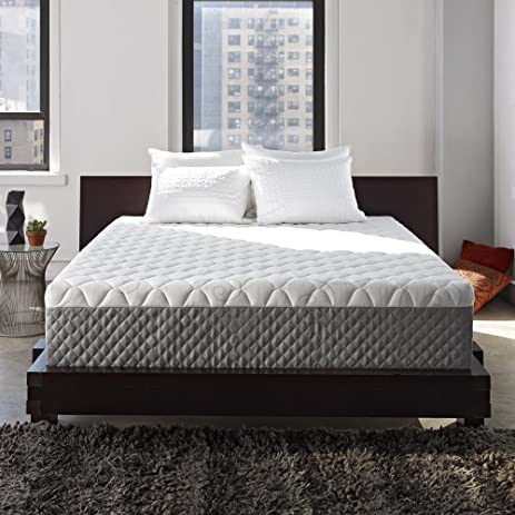 sleep innovations alden 14inch memory foam mattress made in the usa with a