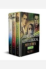 The Jayne Sinclair Genealogical Mysteries.: Books 1 - 3 (Jayne Sinclair Genealogy Mystery Box Set) Kindle Edition