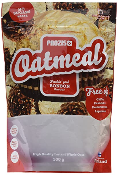 Prozis Oatmeal, Bonbon - 500 gr