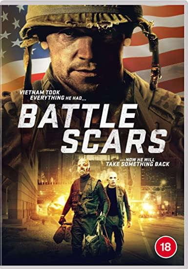 Battle Scars (2020) Hindi Dubbed 720p 850MB Download