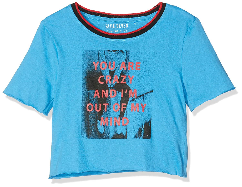 Blue Seven T Shirt Rundhals Fille