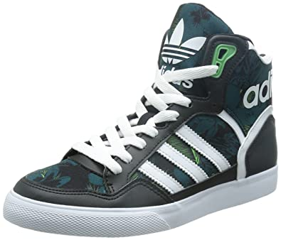 Quality and safe adidas Extaball up Womens High Top Trainers