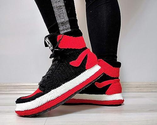 Crochet Air Jordan 1 Retro Basketball