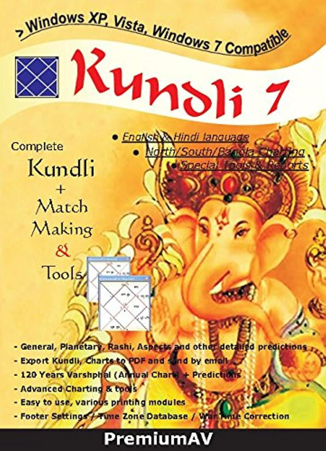 Match making software kundli