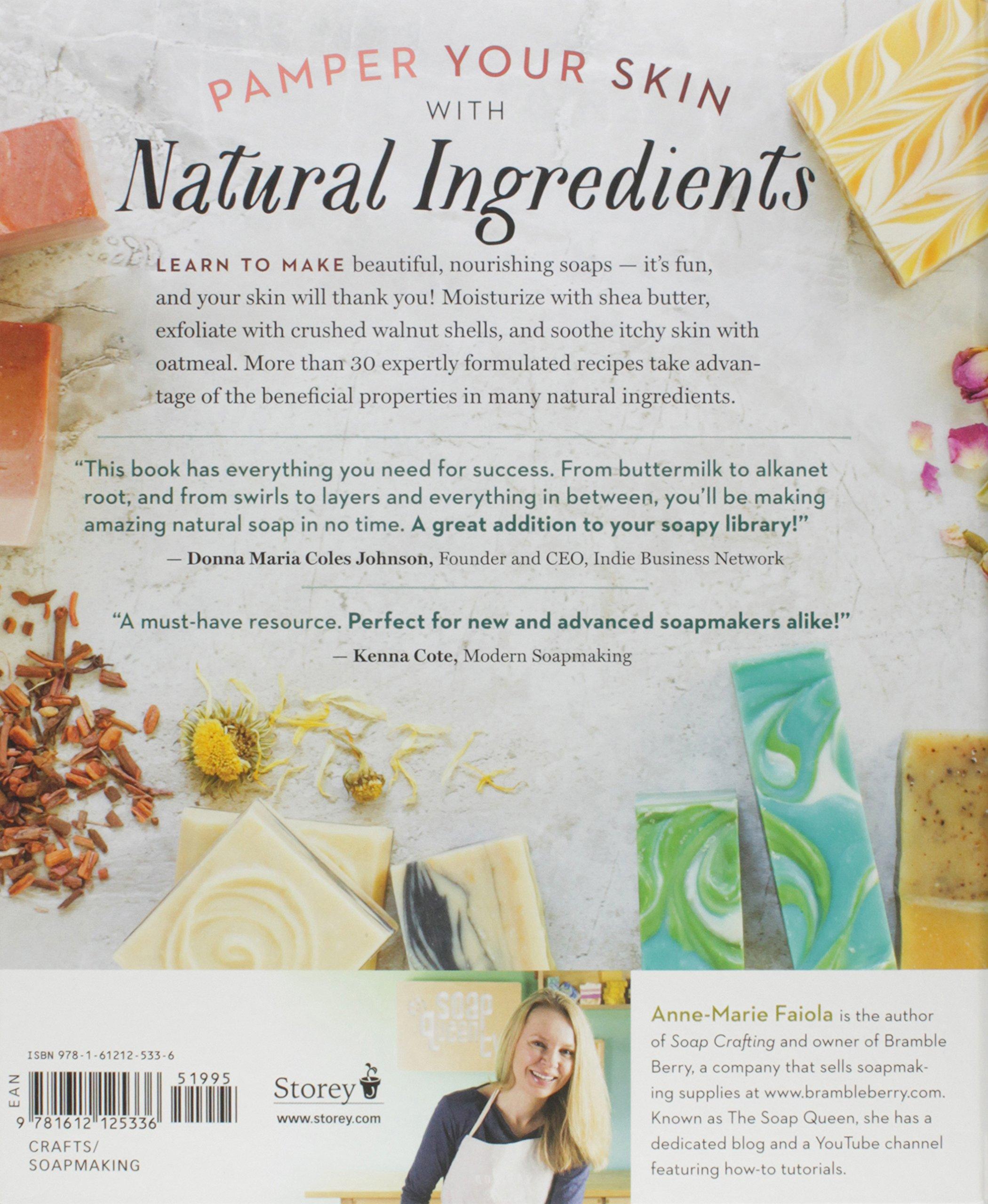 Pure Soapmaking: Amazon.es: Anne-Marie Faiola: Libros en idiomas extranjeros