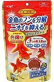 ジェックス 金魚元気 プロバイオフード色揚げ220g 善玉菌&天然色揚げ成分配合 浮上性顆粒タイプ