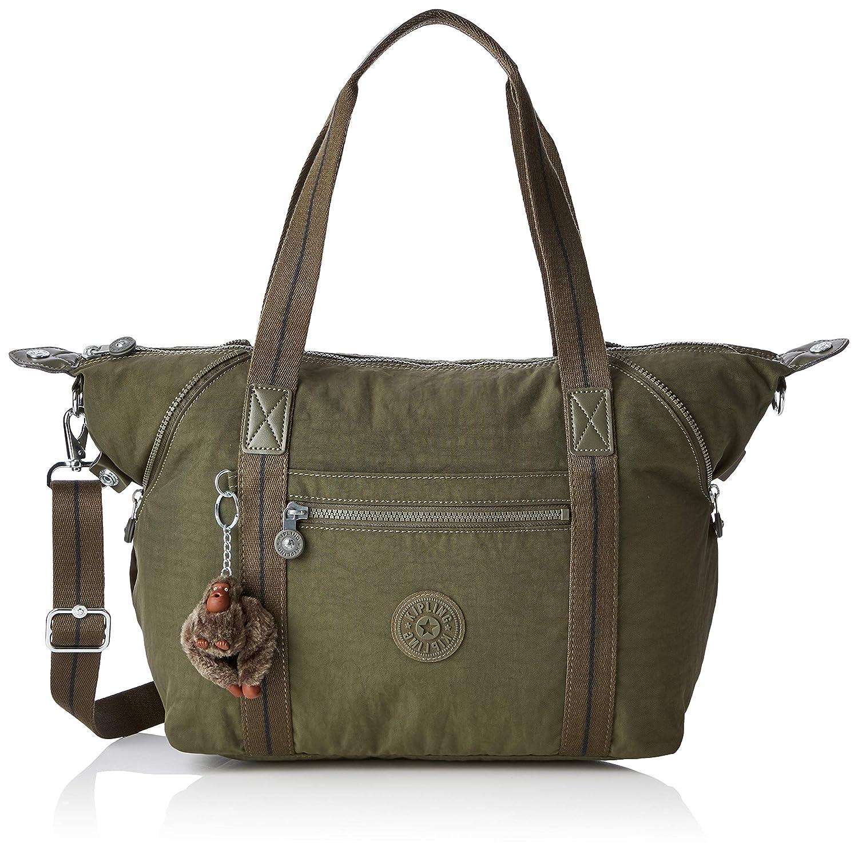 Green (Jaded Green C) Kipling Women's Art Crossbody Bag