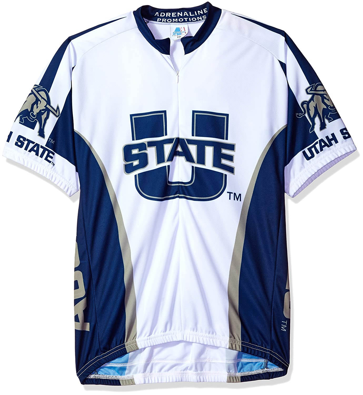 Amazon.com   NCAA Utah State University Cycling Jersey   Sports Fan Jerseys    Clothing 3e4525fe2