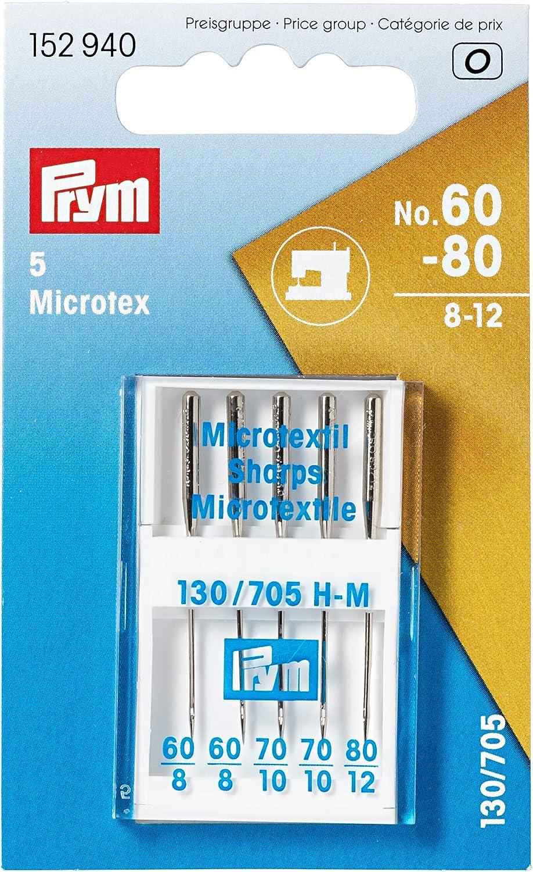 Prym–Agujas para máquina de Coser, Plata