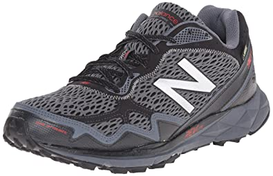 New Balance Men's MT910V2 Trail Shoe, BlackGrey,