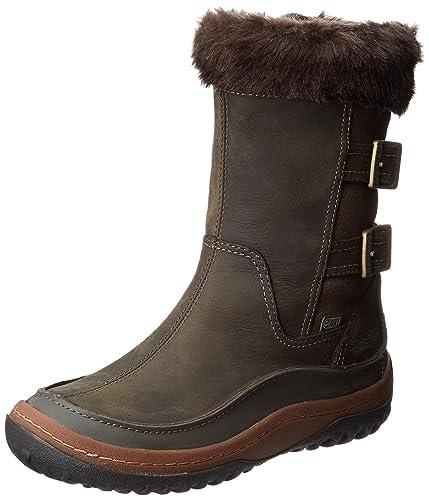 muutaman päivän päässä ei myyntiveroa syksyn kengät Merrell Women's Decora Chant Waterproof Snow Boots