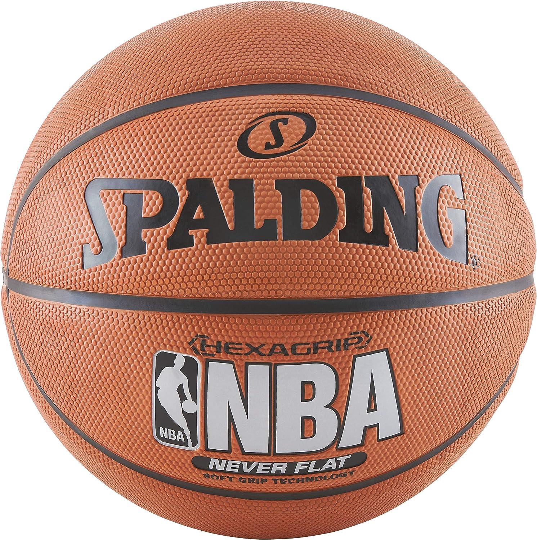Spalding NBA SGT Never flat Hexa grip Basketball