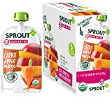 Sprout Organic Stage 2 Baby Food Pouches, Carrot