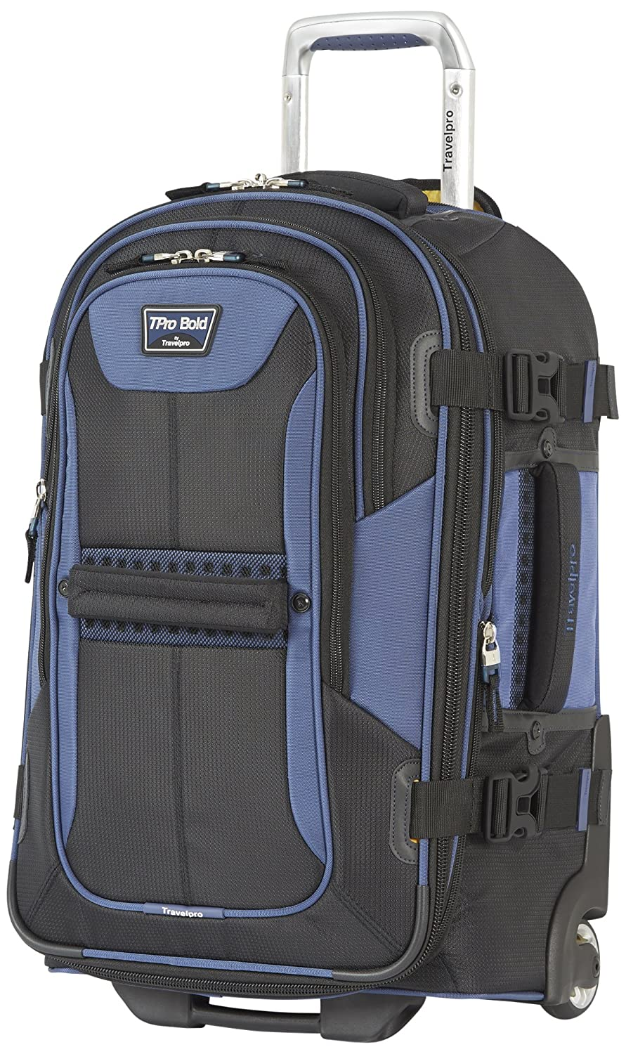 Travelpro T-Pro Bold 2.0 22 Expandable Rollaboard Black/Navy One Size Travelpro International Inc. 412152222