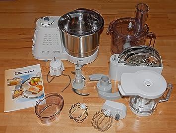 Amazon De Braun Multiquick 7 Kuchenmaschine K3000 Inkl