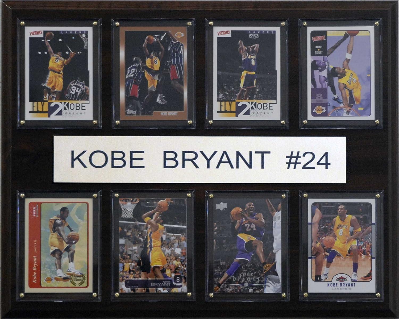 Kobe Bryant Angeles Lakers Plaque Image 1
