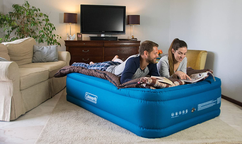 Amazon.com : Coleman blanket Sleeping Bag Hampton Double : Three Season Sleeping Bags : Sports & Outdoors