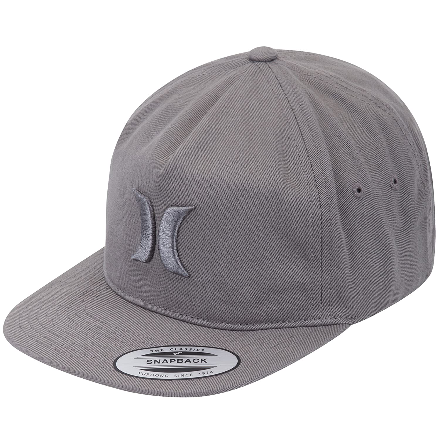 best service fd3b2 66a47 cheapest hurley one textures trucker cap 474a6 af68d  italy amazon hurley  mens the classic hat black one size one size cool grey clothing 54860