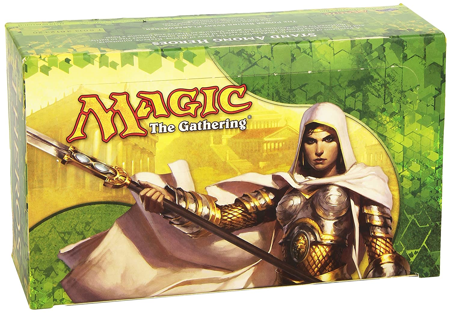 Theros Magic The Gathering Booster Box Mtg 36 Packs Grosir Boxer Branded 210 Toys Games