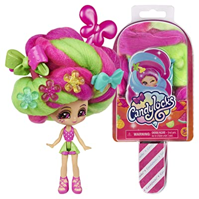 Candylocks 3-Inch Scented Collectible Surprise Doll with Accessories (Style May Vary): Toys & Games