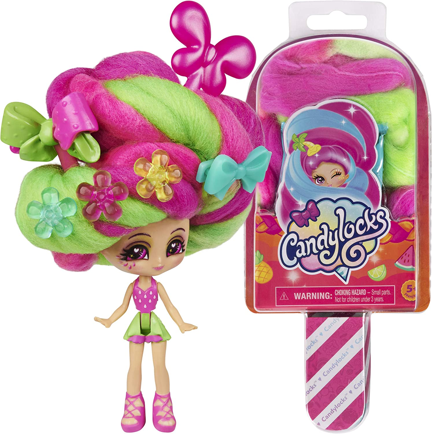 "18/"" Candylocks Scented Surprise Doll Toys With Accessories Kids Girls Xmas Gift"
