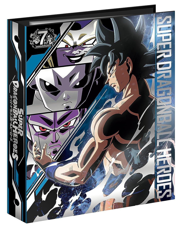 Super Dragon Ball Heroes 9 Pocket Binder Set: Amazon.es ...
