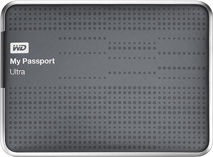 Wd My Passport Ultra Externe Festplatte 1tb 2 5 Zoll Computer Zubehör