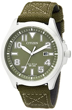Citizen Eco Drive Men S Aw1410 16x Sporty Casual Watch