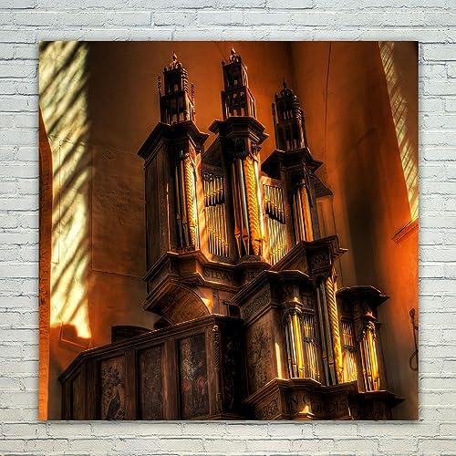 Amazon.com: Westlake Art - Poster Print Wall Art - Cathedral ...
